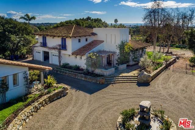 3908 Foothill Road, Carpinteria, CA 93013 (MLS #18360478) :: The John Jay Group - Bennion Deville Homes