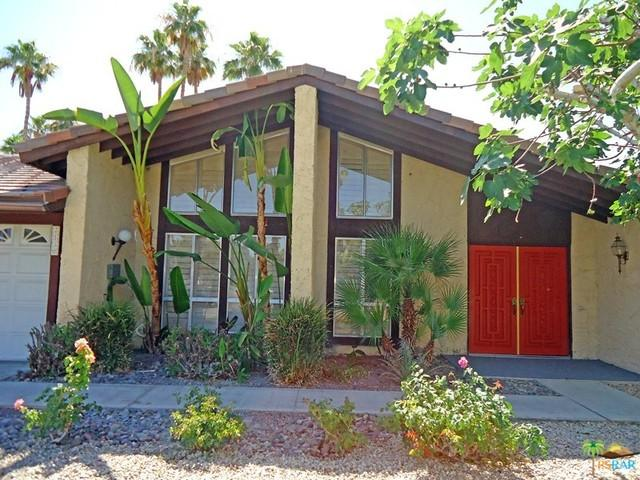 2130 E Amarillo Way, Palm Springs, CA 92264 (MLS #18360650PS) :: Brad Schmett Real Estate Group