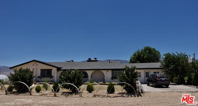 10707 Post Office Road, Lucerne Valley, CA 92356 (MLS #18361136) :: Deirdre Coit and Associates