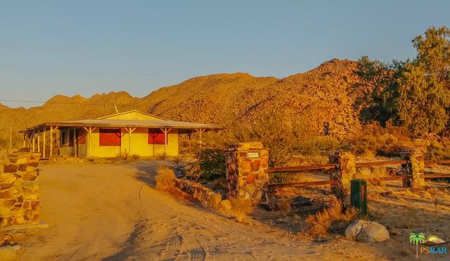 61973 Sunburst Circle, Joshua Tree, CA 92252 (MLS #18361370PS) :: Brad Schmett Real Estate Group