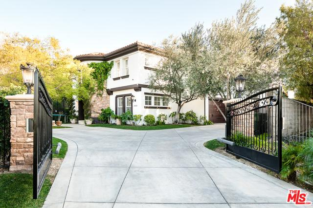 2800 Allyson Court, Westlake Village, CA 91362 (MLS #18361672) :: The John Jay Group - Bennion Deville Homes