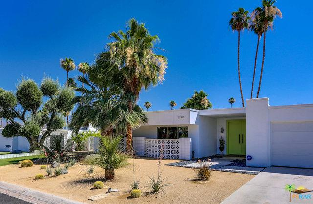 2290 S Alhambra Drive, Palm Springs, CA 92264 (MLS #18361818PS) :: Brad Schmett Real Estate Group