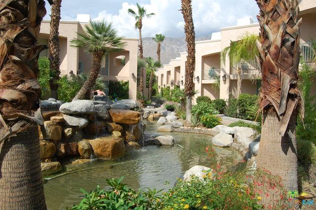 1555 N Chaparral Road #301, Palm Springs, CA 92262 (MLS #18362374PS) :: The John Jay Group - Bennion Deville Homes