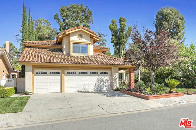 3520 Fallenleaf Place, Glendale, CA 91206 (MLS #18363700) :: The John Jay Group - Bennion Deville Homes