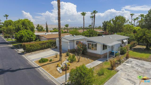 1040 Via Grande, Cathedral City, CA 92234 (MLS #18364614PS) :: The John Jay Group - Bennion Deville Homes