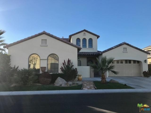 322 Via Napoli, Cathedral City, CA 92234 (MLS #18364820PS) :: Brad Schmett Real Estate Group
