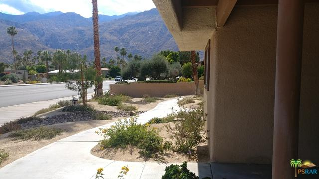 1268 E Ramon Road #3, Palm Springs, CA 92264 (MLS #18365220PS) :: Team Wasserman