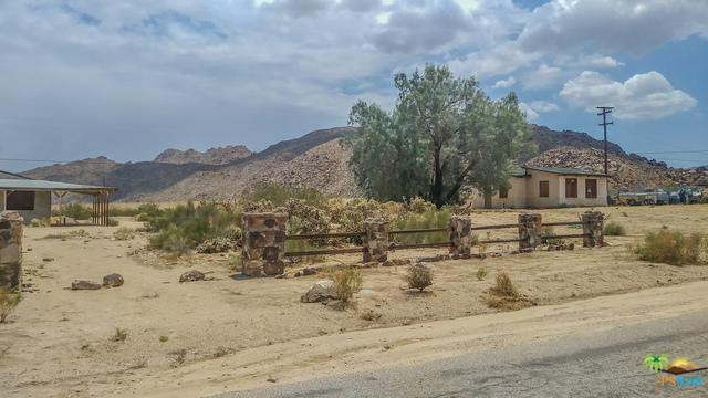 61971 Sunburst Circle, Joshua Tree, CA 92252 (MLS #18365240PS) :: Brad Schmett Real Estate Group