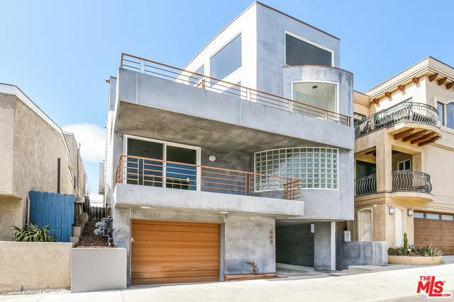 417 21st Street, Manhattan Beach, CA 90266 (MLS #18365354) :: Hacienda Group Inc