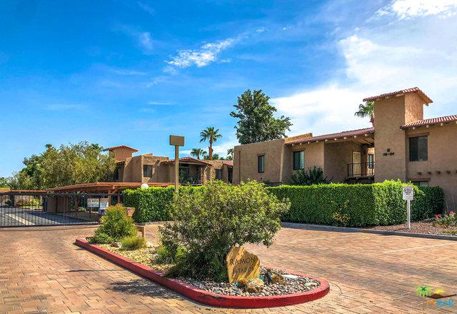 1050 E Ramon Road #124, Palm Springs, CA 92264 (MLS #18365460PS) :: The John Jay Group - Bennion Deville Homes