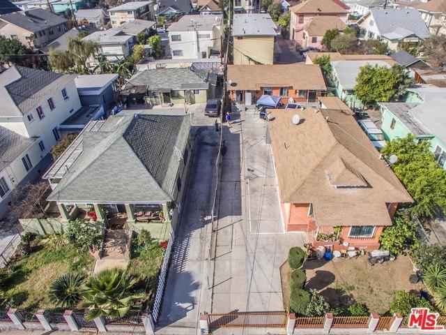 1145 S Kingsley Drive, Los Angeles (City), CA 90006 (MLS #18365966) :: Team Wasserman