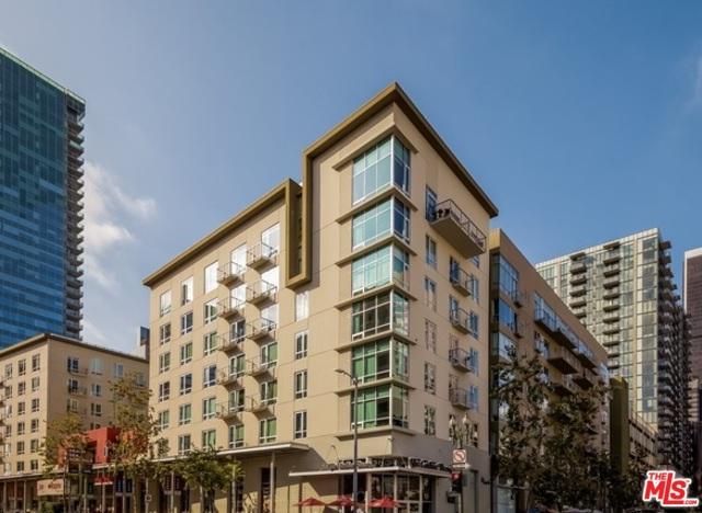 645 W 9th Street #234, Los Angeles (City), CA 90015 (MLS #18366218) :: Team Wasserman