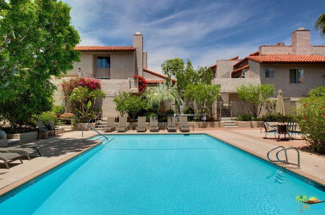 280 S Avenida Caballeros #216, Palm Springs, CA 92262 (MLS #18366364PS) :: Brad Schmett Real Estate Group