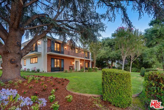 1487 Crest Drive, Altadena, CA 91001 (MLS #18366402) :: The John Jay Group - Bennion Deville Homes