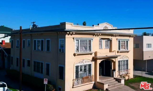 556 N Serrano Avenue, Los Angeles (City), CA 90004 (MLS #18366750) :: Team Wasserman