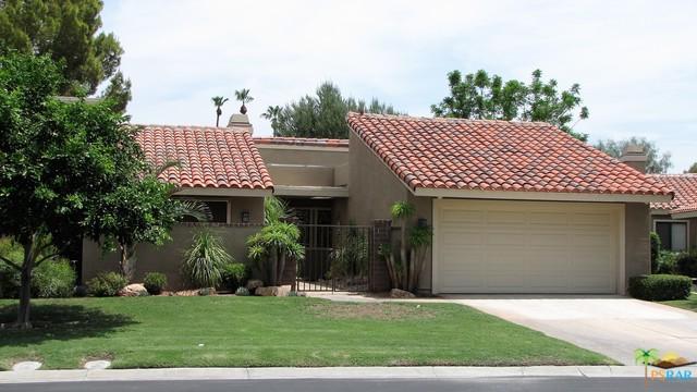 52 Tennis Club Drive, Rancho Mirage, CA 92270 (MLS #18367224PS) :: Hacienda Group Inc