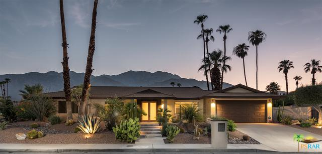 1391 S San Mateo Drive, Palm Springs, CA 92264 (MLS #18367448PS) :: Brad Schmett Real Estate Group