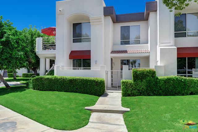 401 S El Cielo Road #35, Palm Springs, CA 92262 (MLS #18367966PS) :: Deirdre Coit and Associates