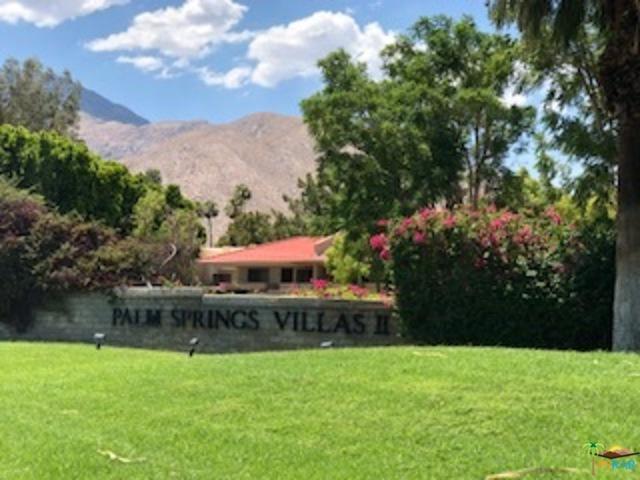 685 N Ashurst Court #212, Palm Springs, CA 92262 (MLS #18368502PS) :: The John Jay Group - Bennion Deville Homes