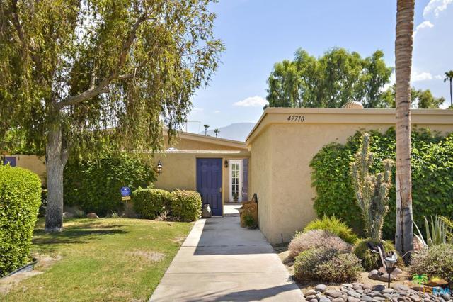 47710 Eisenhower Drive, La Quinta, CA 92253 (MLS #18368834PS) :: Brad Schmett Real Estate Group
