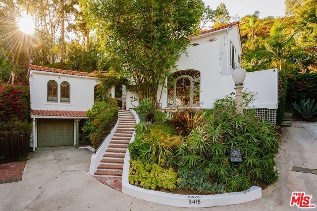 2415 Pilgrimage, Los Angeles (City), CA 90068 (MLS #18369106) :: The John Jay Group - Bennion Deville Homes