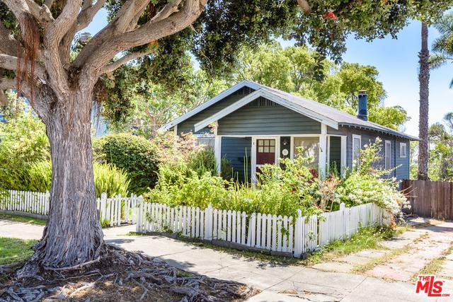 321 S Francisca Avenue, Redondo Beach, CA 90277 (MLS #18369340) :: The John Jay Group - Bennion Deville Homes