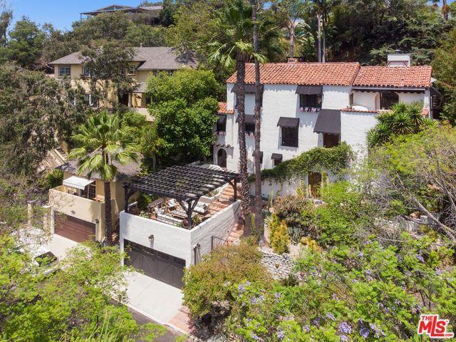 3312 N Knoll Drive, Los Angeles (City), CA 90068 (MLS #18369620) :: The John Jay Group - Bennion Deville Homes