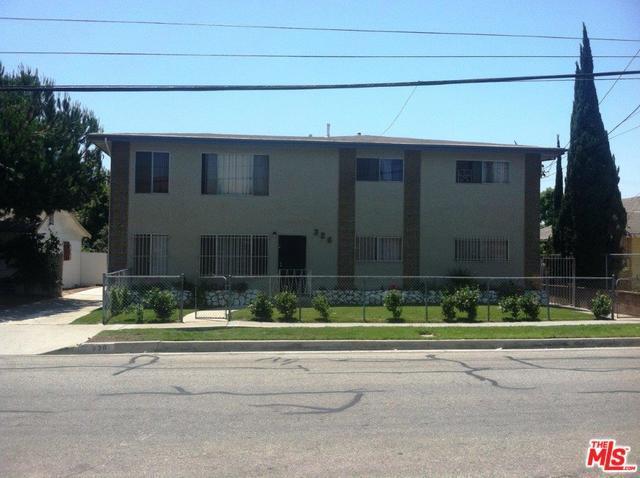 326 E Hardy Street, Inglewood, CA 90301 (MLS #18369860) :: The John Jay Group - Bennion Deville Homes