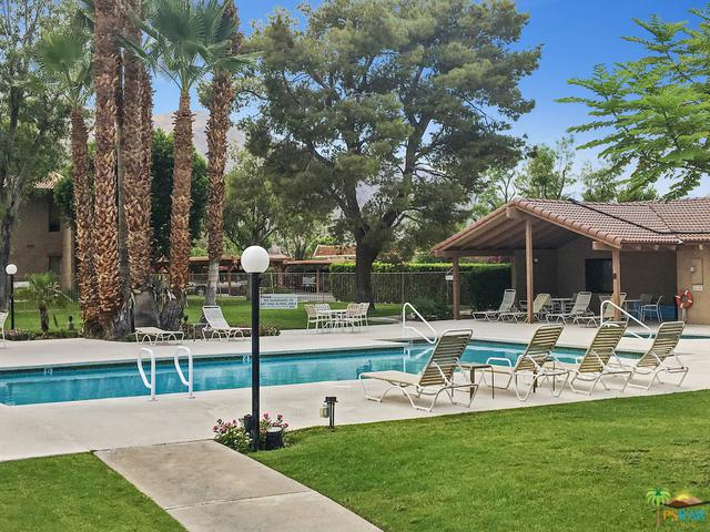 1050 E Ramon 52-D, Palm Springs, CA 92264 (MLS #18370182PS) :: The John Jay Group - Bennion Deville Homes