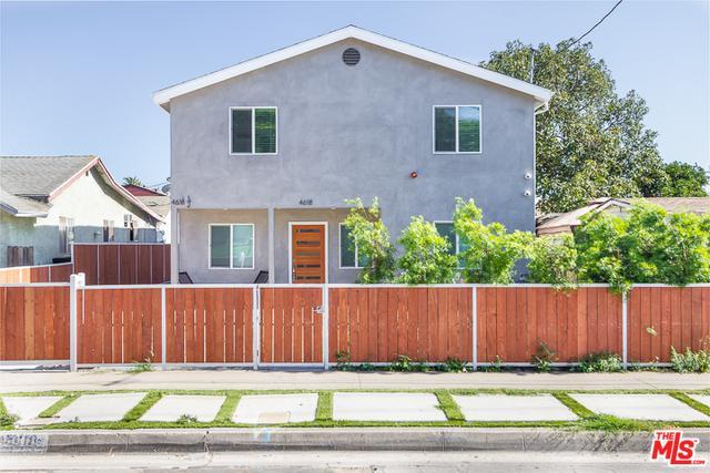 4618 W 104th Street, Inglewood, CA 90304 (MLS #18370330) :: The John Jay Group - Bennion Deville Homes
