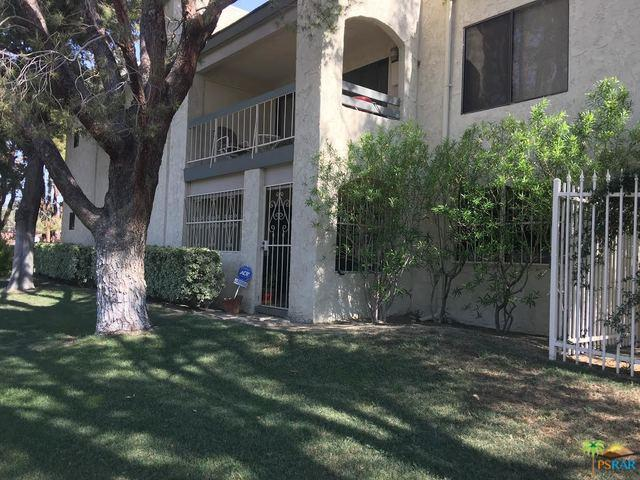 413 E Via Escuela #611, Palm Springs, CA 92262 (MLS #18370482PS) :: The John Jay Group - Bennion Deville Homes