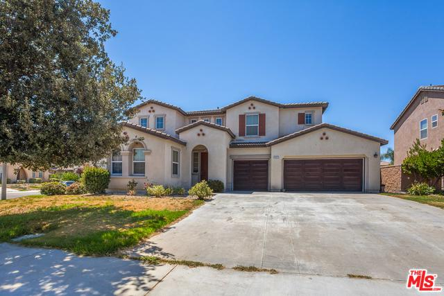 13615 Hill Grove Street, Eastvale, CA 92880 (MLS #18370534) :: Team Wasserman