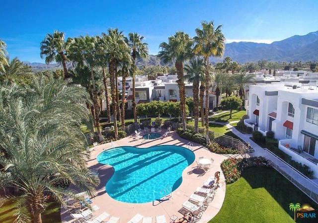 401 S El Cielo Road #105, Palm Springs, CA 92262 (MLS #18370872PS) :: Brad Schmett Real Estate Group