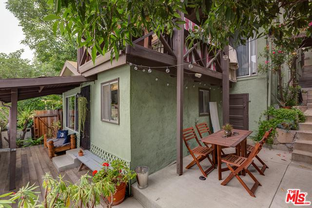 3938 Cumberland Avenue, Los Angeles (City), CA 90027 (MLS #18370972) :: The John Jay Group - Bennion Deville Homes