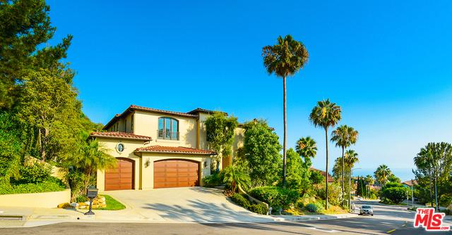 1779 E Chastain Parkway, Pacific Palisades, CA 90272 (MLS #18371040) :: The John Jay Group - Bennion Deville Homes