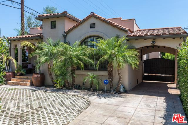 418 S Swall Drive, Beverly Hills, CA 90211 (MLS #18371968) :: The John Jay Group - Bennion Deville Homes