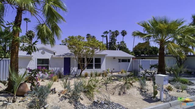 472 E Avenida Hokona, Palm Springs, CA 92264 (MLS #18372072PS) :: Brad Schmett Real Estate Group