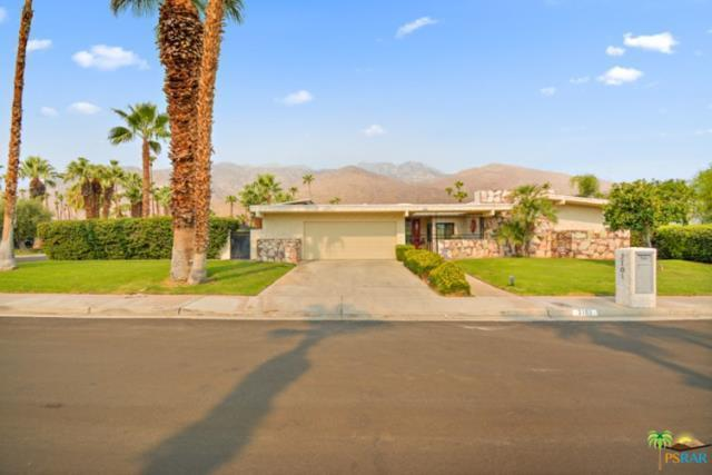 2101 S Madrona Drive, Palm Springs, CA 92264 (MLS #18372174PS) :: Brad Schmett Real Estate Group