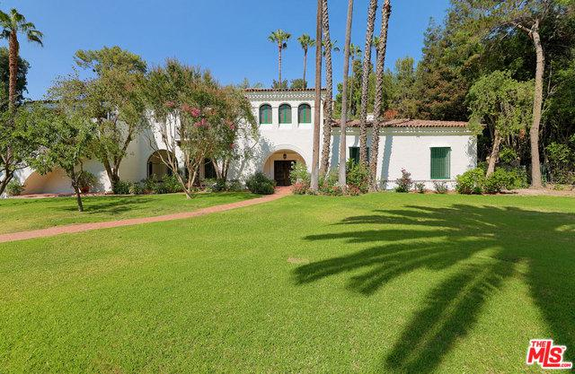 592 N Beverly Glen Boulevard, Los Angeles (City), CA 90077 (MLS #18372330) :: The John Jay Group - Bennion Deville Homes