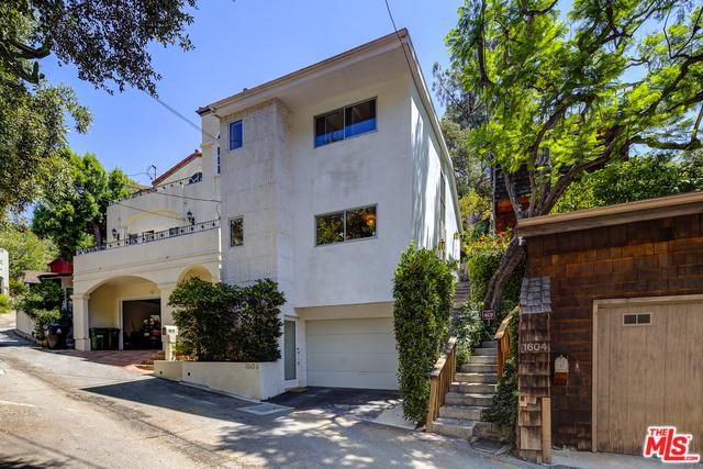 1606 Crater Lane, Los Angeles (City), CA 90077 (MLS #18372354) :: The John Jay Group - Bennion Deville Homes