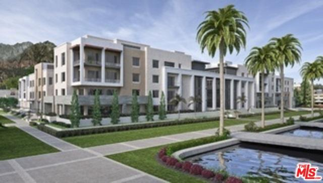 358 W Green Street #211, Pasadena, CA 91105 (MLS #18372436) :: The John Jay Group - Bennion Deville Homes