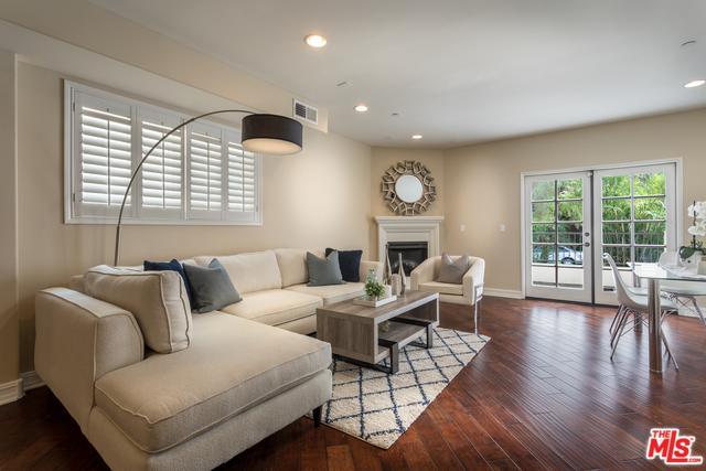 4237 Longridge Avenue #106, Studio City, CA 91604 (MLS #18372646) :: The John Jay Group - Bennion Deville Homes