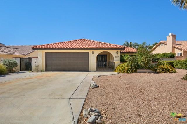 9151 Warwick Drive, Desert Hot Springs, CA 92240 (MLS #18372654PS) :: The John Jay Group - Bennion Deville Homes