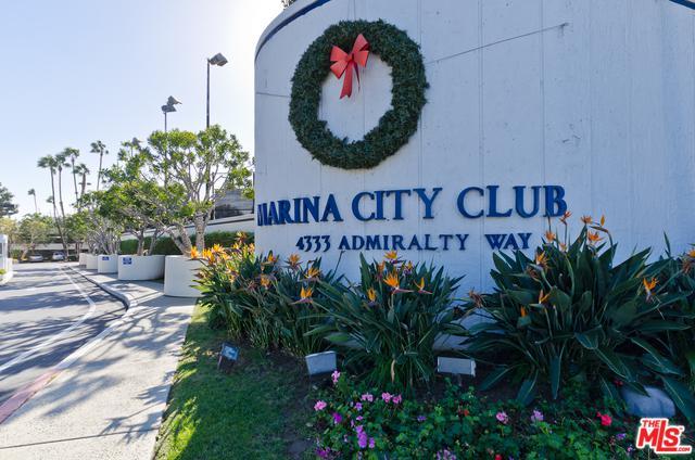 4267 Marina City #312, Marina Del Rey, CA 90292 (MLS #18372738) :: The John Jay Group - Bennion Deville Homes