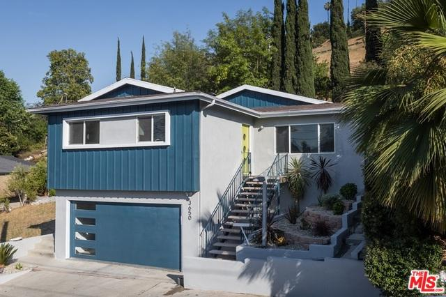 3650 Mimosa Drive, Los Angeles (City), CA 90065 (MLS #18372838) :: The John Jay Group - Bennion Deville Homes