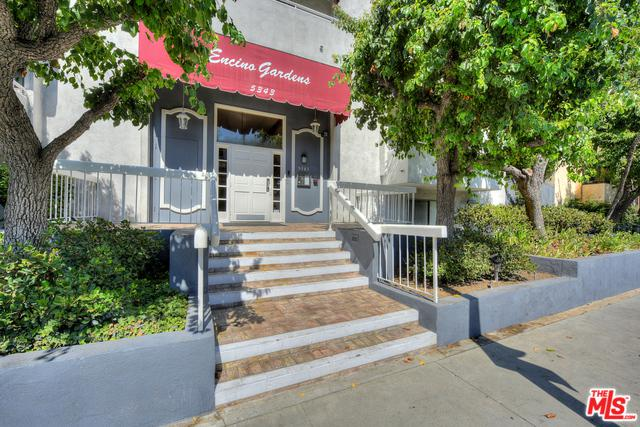 5343 Yarmouth Avenue #204, Encino, CA 91316 (MLS #18372846) :: The John Jay Group - Bennion Deville Homes