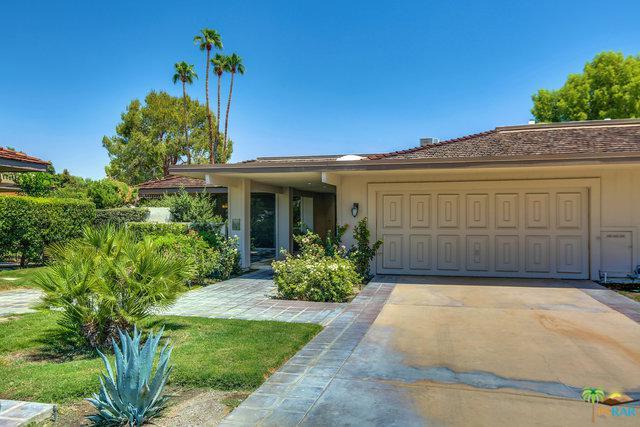 3 Wesleyan Court, Rancho Mirage, CA 92270 (MLS #18372954PS) :: The John Jay Group - Bennion Deville Homes