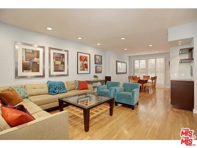 1007 Euclid Street #3, Santa Monica, CA 90403 (MLS #18373078) :: The John Jay Group - Bennion Deville Homes