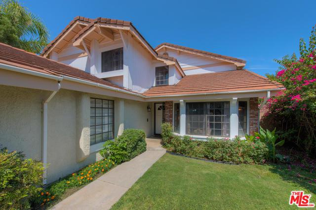 5904 Julian Lane, Tarzana, CA 91356 (MLS #18373124) :: The John Jay Group - Bennion Deville Homes