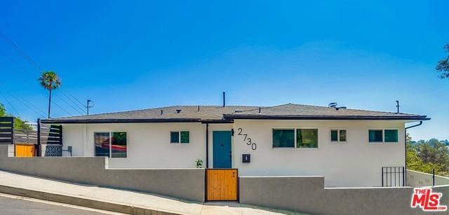 2730 Range Road, Los Angeles (City), CA 90065 (MLS #18373202) :: The John Jay Group - Bennion Deville Homes